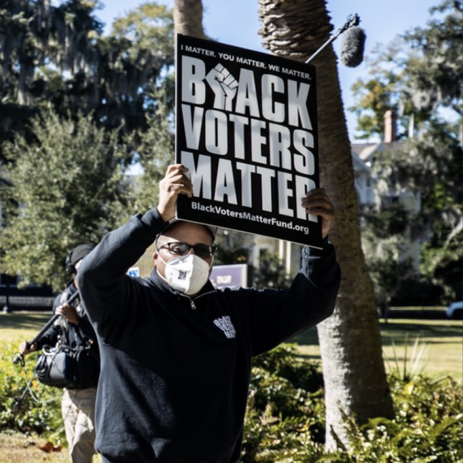 man-with-black-voters-matter-signage
