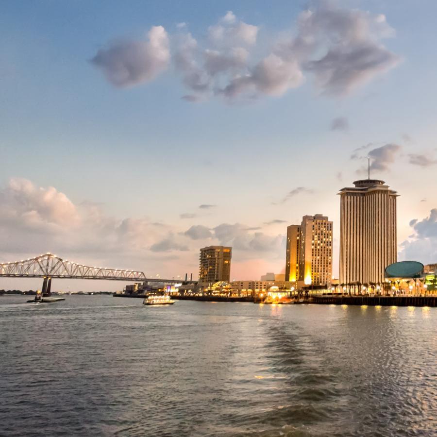 Louisiana health equity atlas