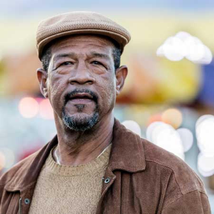 older african american gentleman