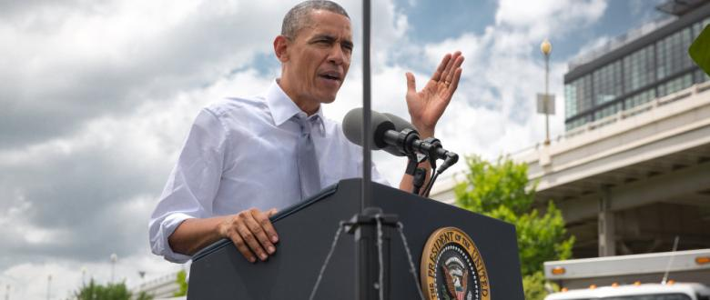 President Obama Calls for Investments in Transportation