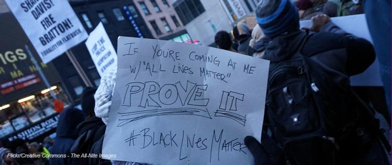 Summit Snapshot: A Student's Perspective on the Black Lives Matter Forum