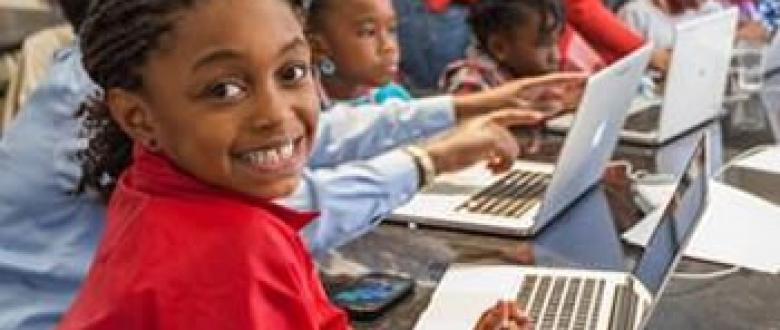 Coding for Equity: Connecting Young People of Color to Tech Careers