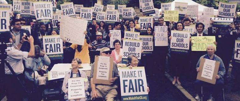 Join Us to Close Corporate Loopholes and Make California More Fair