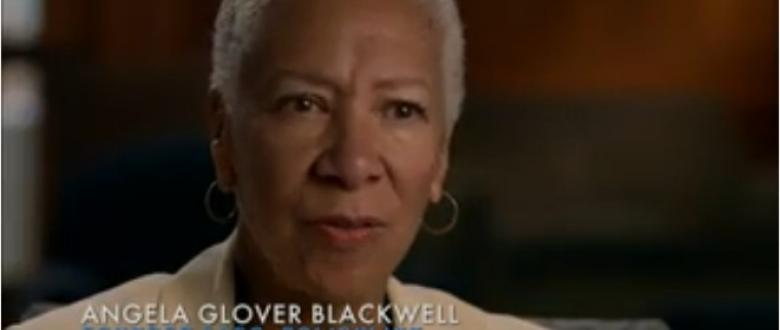 """Angela Glover Blackwell in PBS's Many Rivers to Cross: """"Personal Attitudes Don't Translate Into Change"""""""
