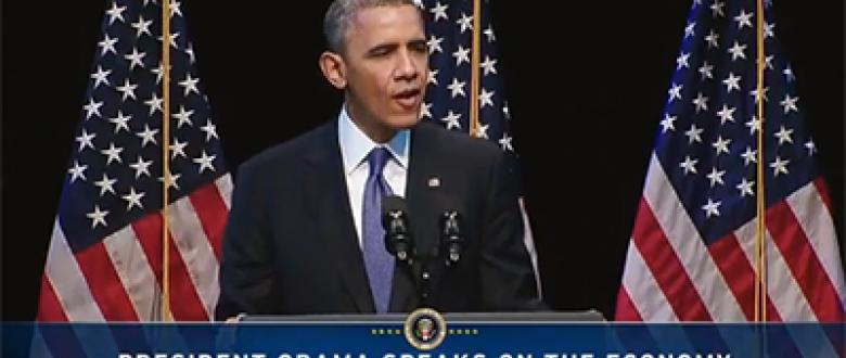 Did you hear President Obama's speech on inequality and upward mobility?