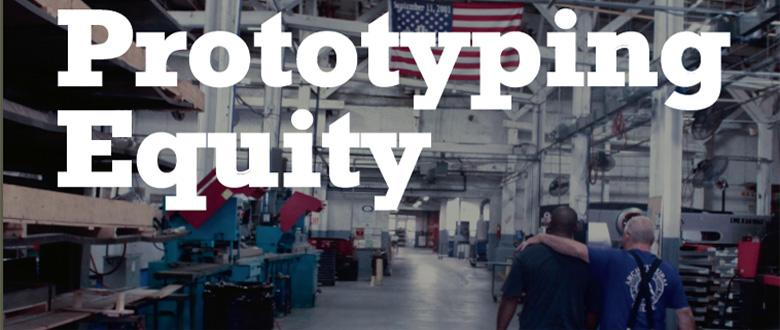 Prototyping Equity: Local Strategies for a More Inclusive Innovation Economy