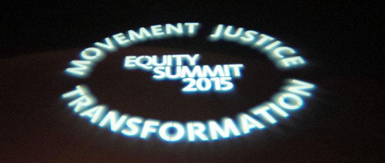 The Spirit of Equity Summit 2015 Endures