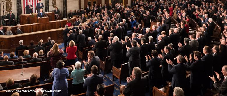 Trump's State of the Union Address Reveals Tremendous Misalignment Between Talk and Action