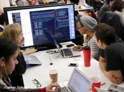 In New York City, Reinventing Trade School for the Digital Age