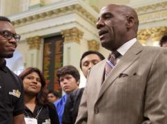 CALIFORNIA: Youth Leaders Thrive at the Capitol