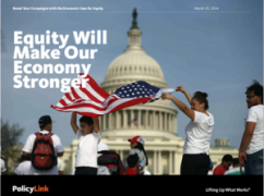 For Your Toolbox: The Economic Case for Equity