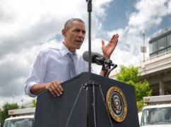 President Obama Calls for Investments in Transportation