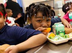 Green Beans and Good Jobs: Two Models to Transform the School Food Industry