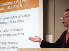 Stewart Kwoh on Expanding Equity in Public Universities