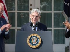 A Hearing for Chief Judge Merrick B. Garland