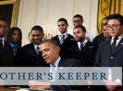A Message from Angela Glover Blackwell about My Brother's Keeper Alliance