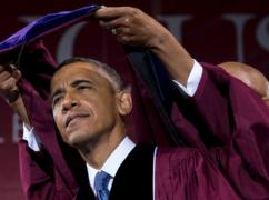 Morehouse Ally Talks President Obama and Equity