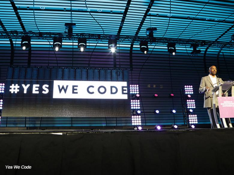 YesWeCode Van Jones Policy Link